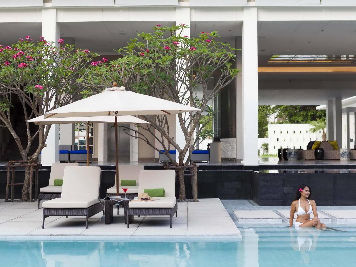 Swimming Pool - U Hotels and Resorts