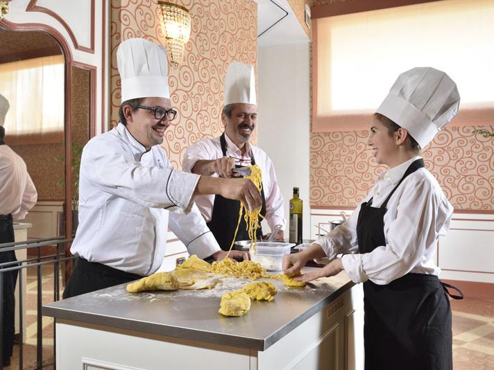 Cooking Class at Castello dal Pozzo in Oleggio Castello, Italy