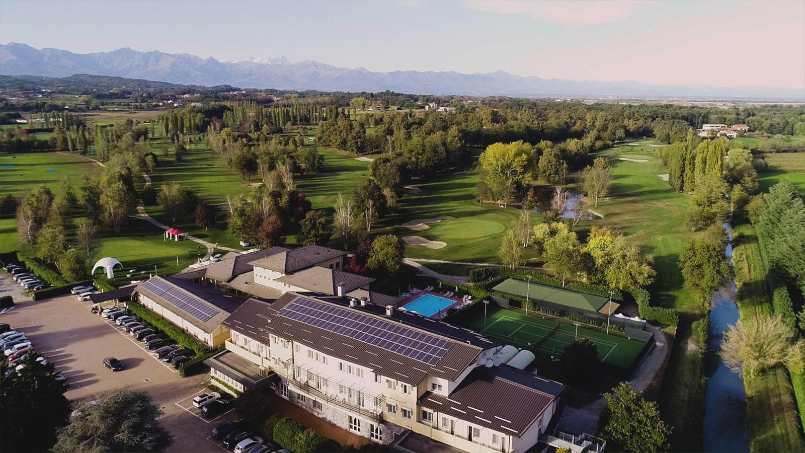 UNAHOTELS Golf Hotel Cavaglia