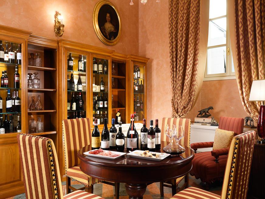 Wine Tasting Conti Cantine at Castello dal Pozzo in Oleggio Castello, Italy
