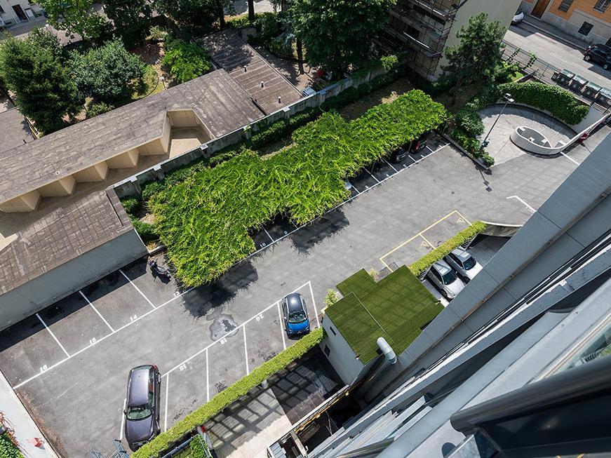 Car Park at DUPARC Contemporary Suites, Torino