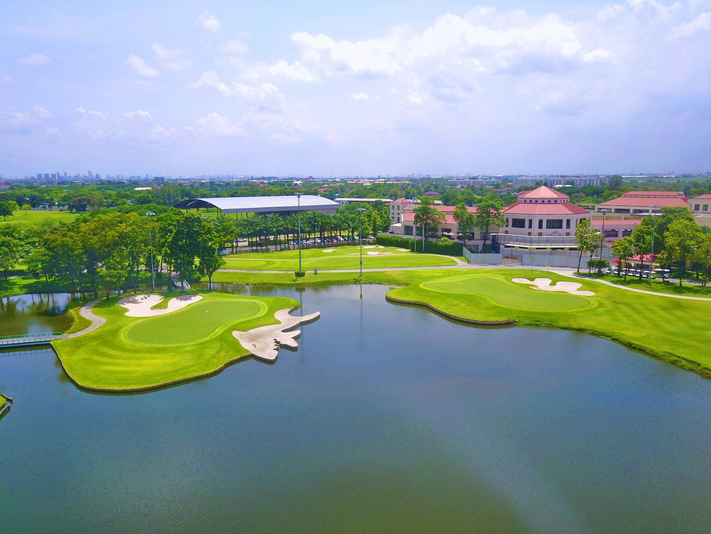 Thana City Country Club Golf Course - Eastin Hotel