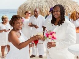 Gay or Lesbian Wedding