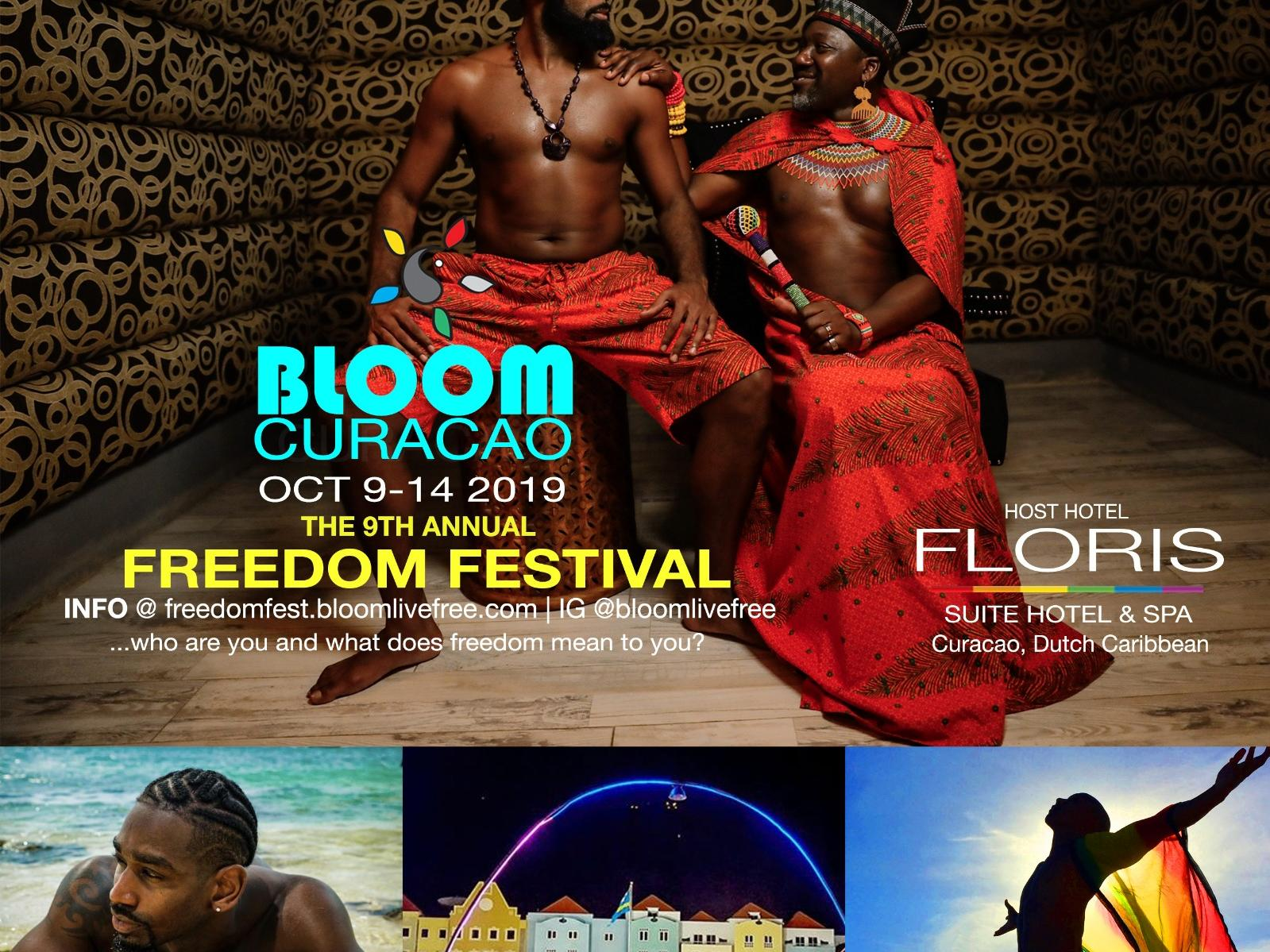 The Bloom Freedom Festival