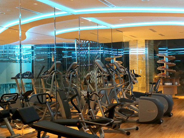 Gym of Vasa Hotel Surabaya