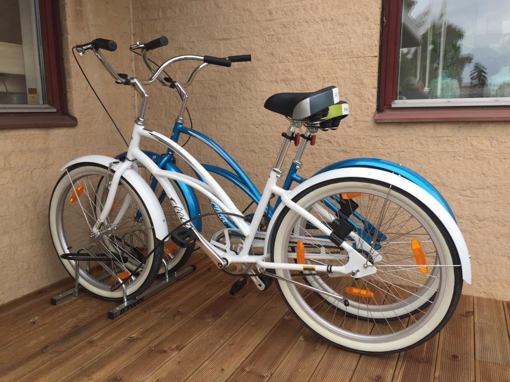 Bike rental at Welcome Hotel in Järfälla, Sweden