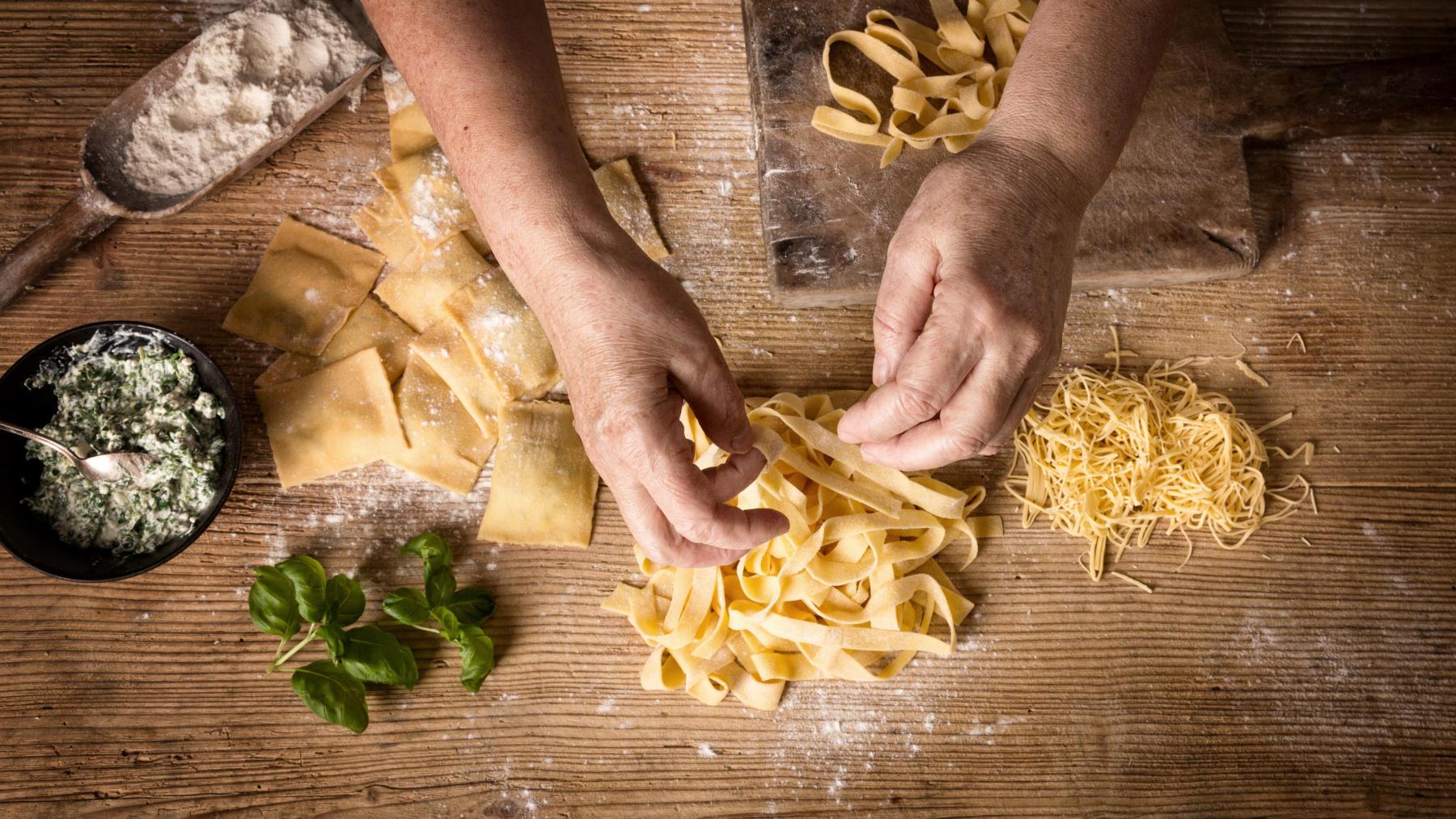 A Cooking Class   Relais Villa Grazianella