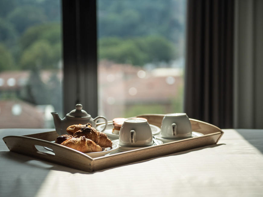 Hotel in Turin | Breakfast in room