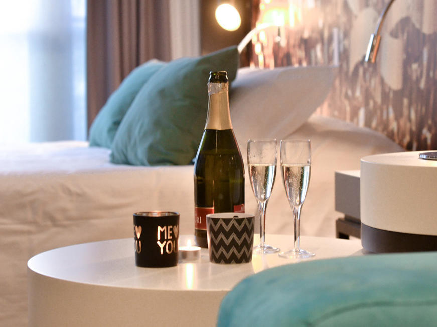 Hotel in Turin | Romantic Surprise