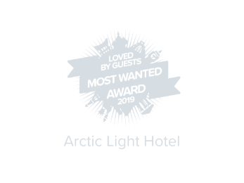 Arctic Light Hotel in Rovaniemi, Finland - Most Wanted Hotel Award 2019