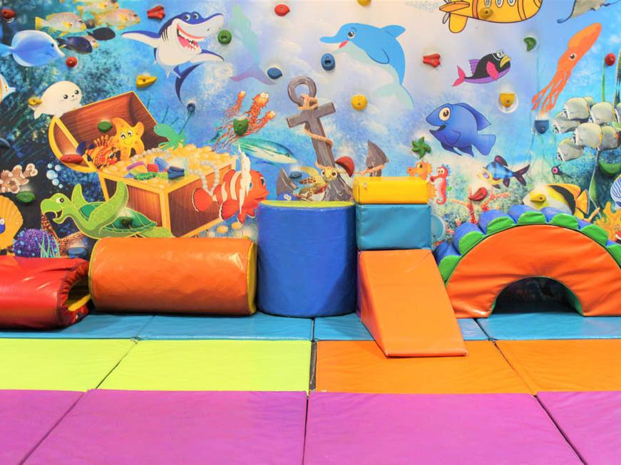 Kids Clubhouse in Club Mykonos