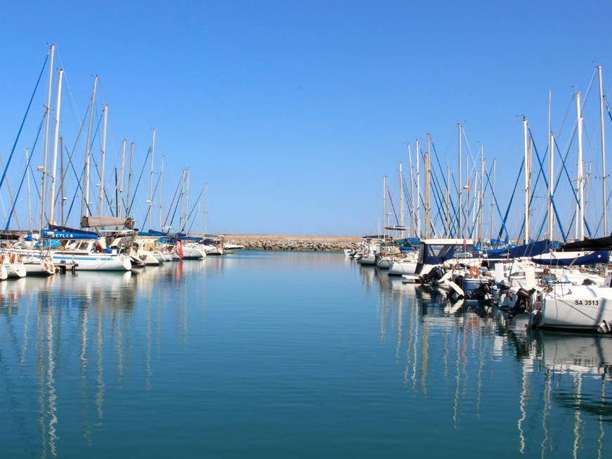 Marina in Club Mykonos