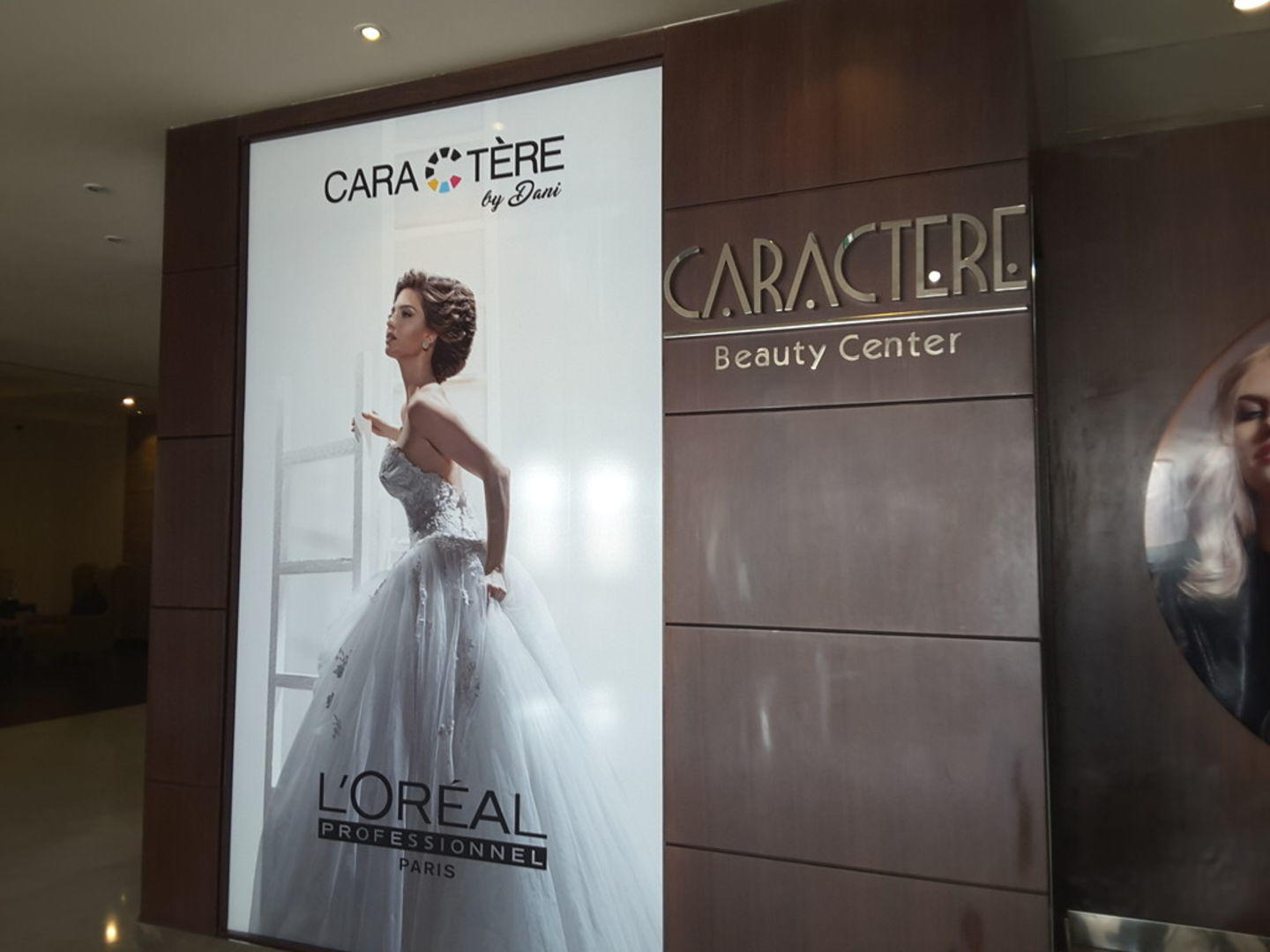 Caractere Beauty Center Dubai