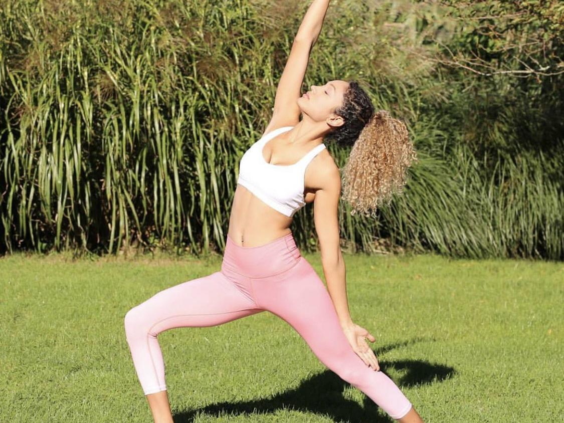 Morning Yoga at The Roundtree, Amagansett, Hotel in Hamptons