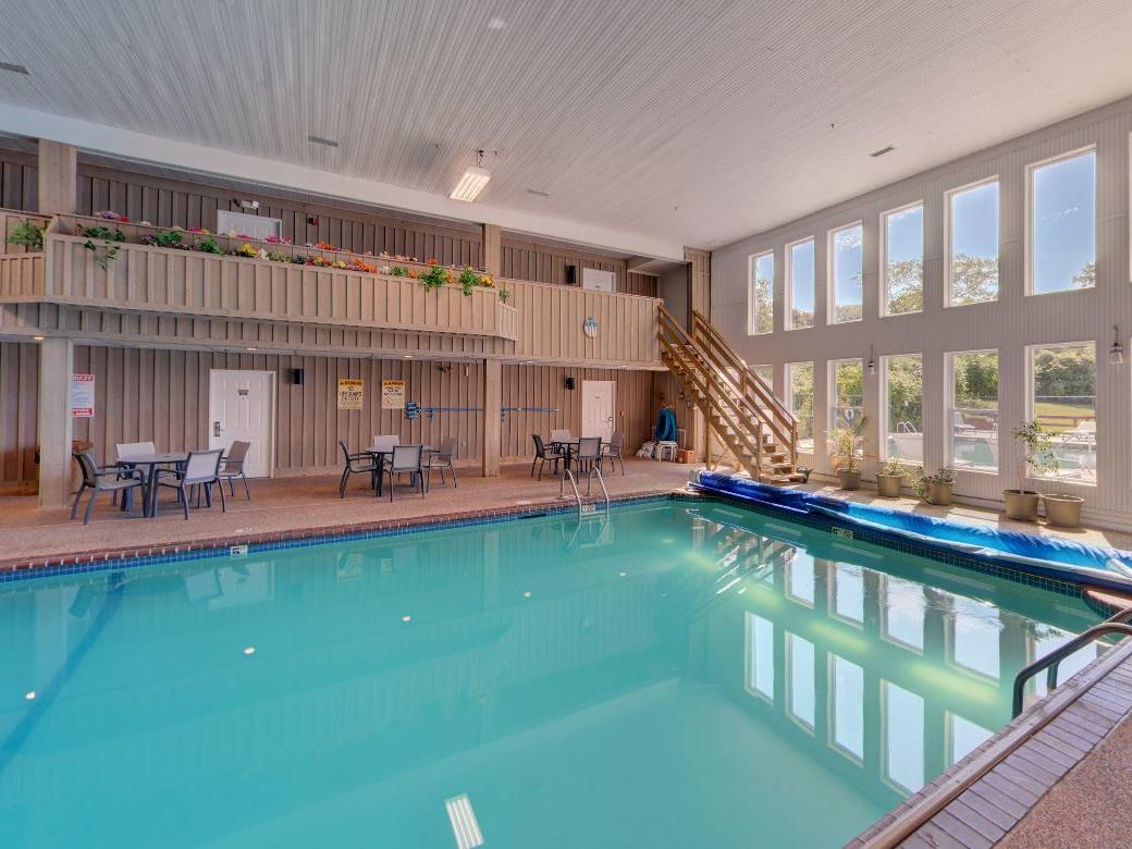 Indoor Pool interior