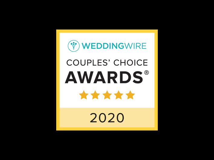 logo of couples choice awards 2020