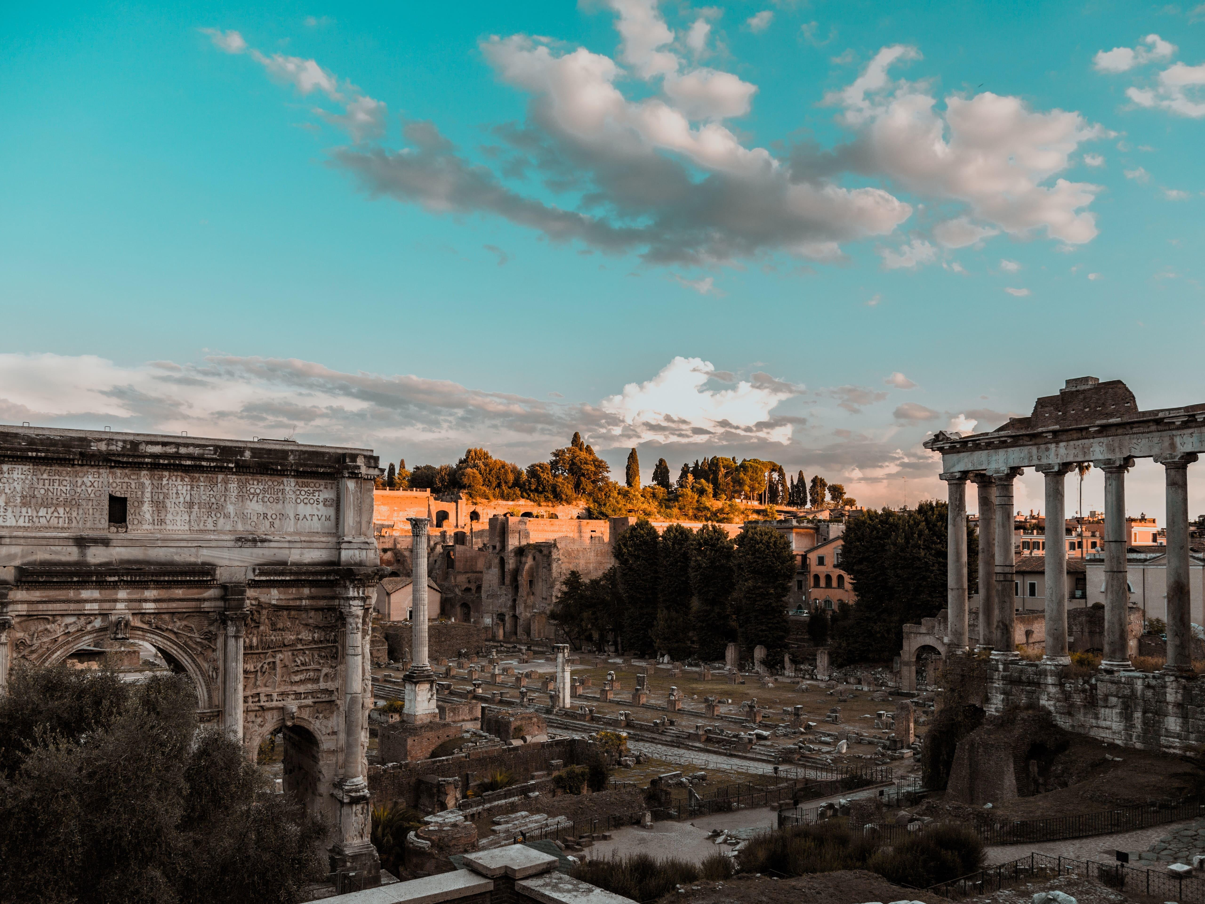 Bellezze artistiche di Roma vicino Bettoja Hotels