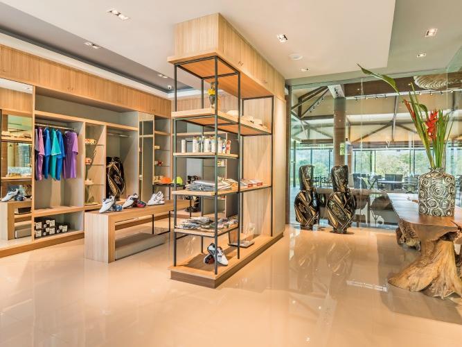 View of PRO shop at Chatrium Golf Soi Dao Chanthaburi