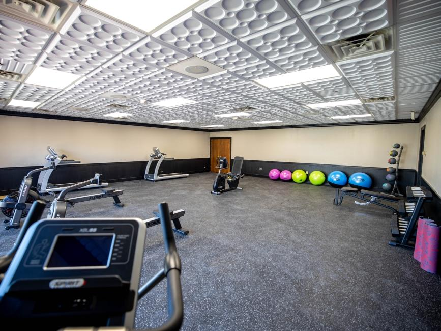treadmills and exercise equipment