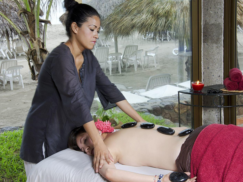 Massage Area facilities at Hotel Villa Varadero