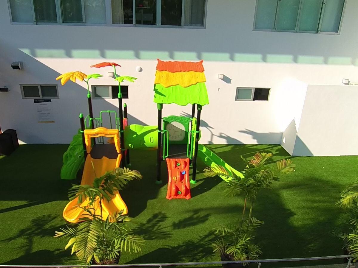 Children's Playground facilities at Hotel Villa Varadero