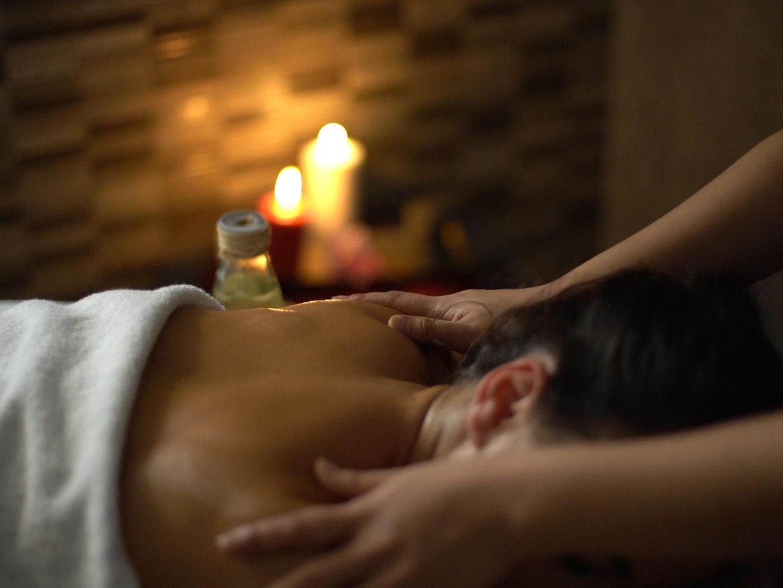 Massage Suite at Grand Cosmopolitan Hotel in Dubai