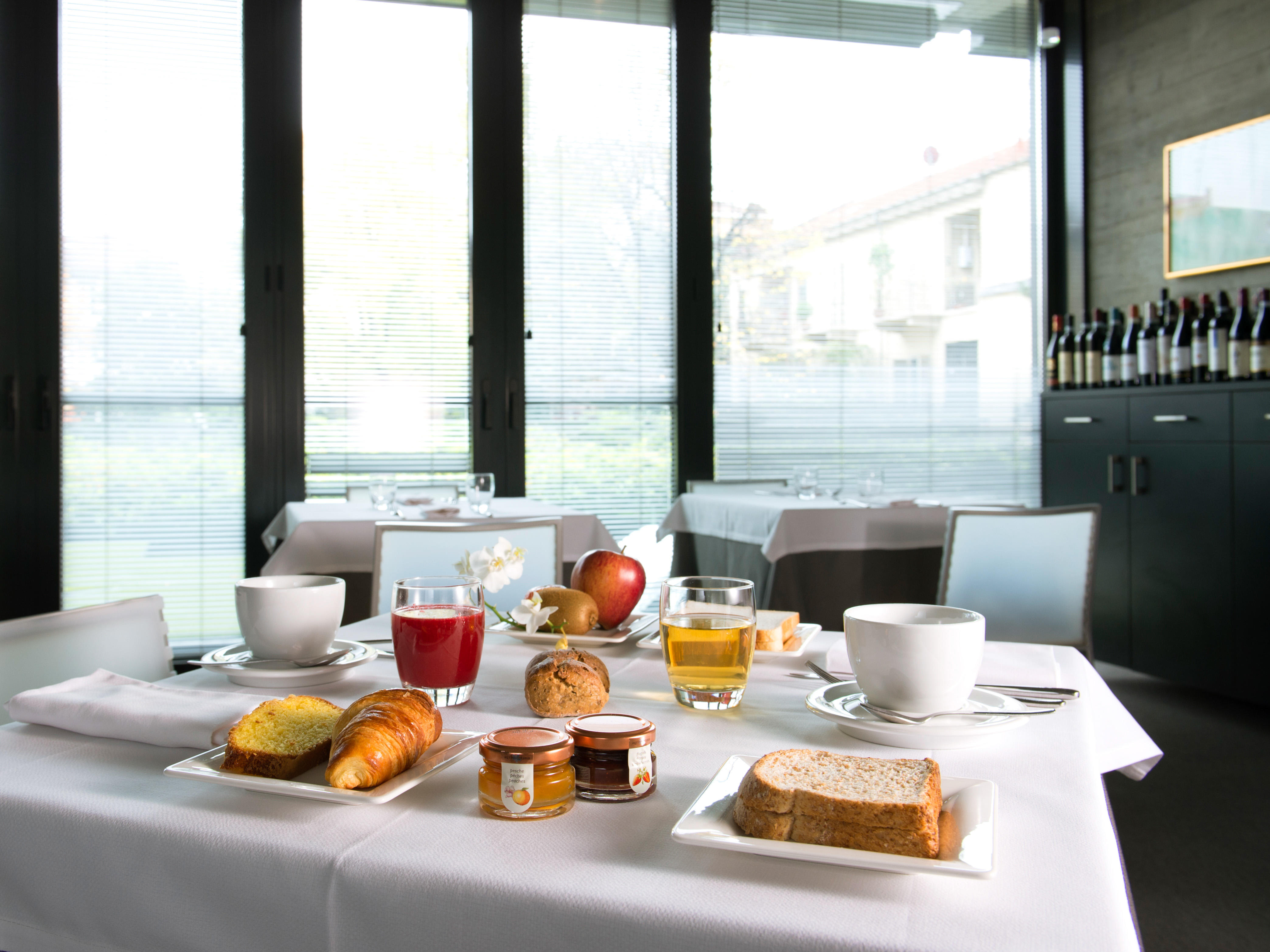 Hotel in Turin with breakfast