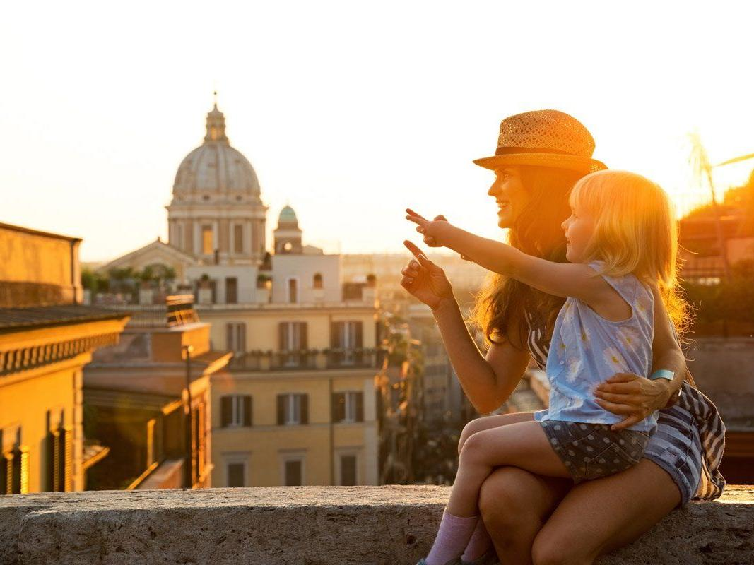 Rome amaze children and parents discover it with the whole family!