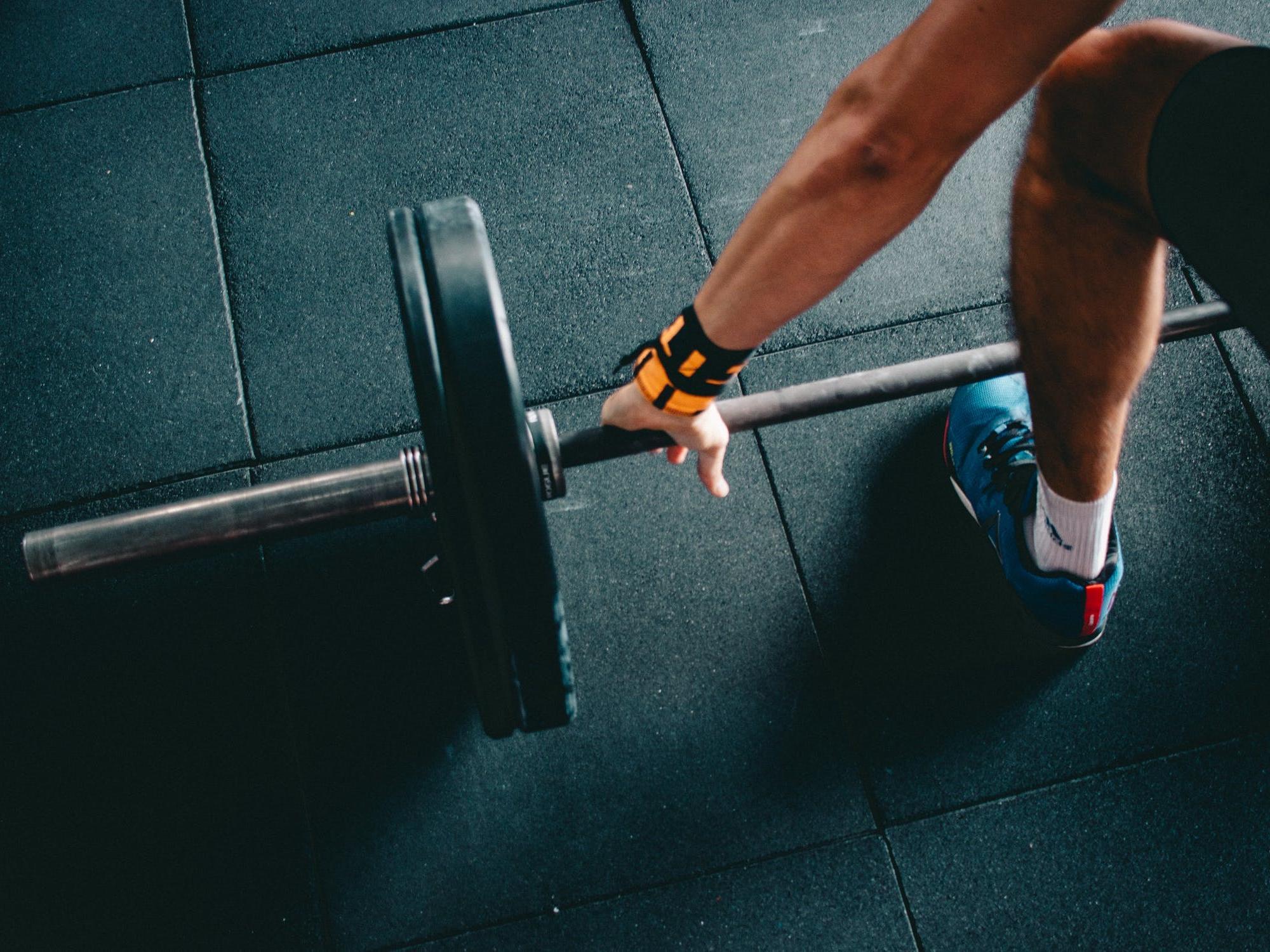 Fitness at Slotshotellet in Aalborg, Denmark