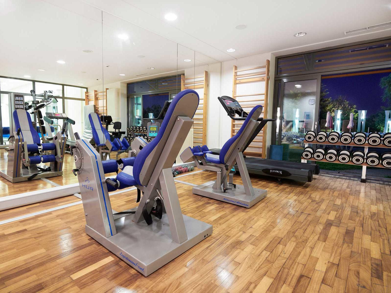 Fitness Room at Ana Hotels Europa Eforie Nord