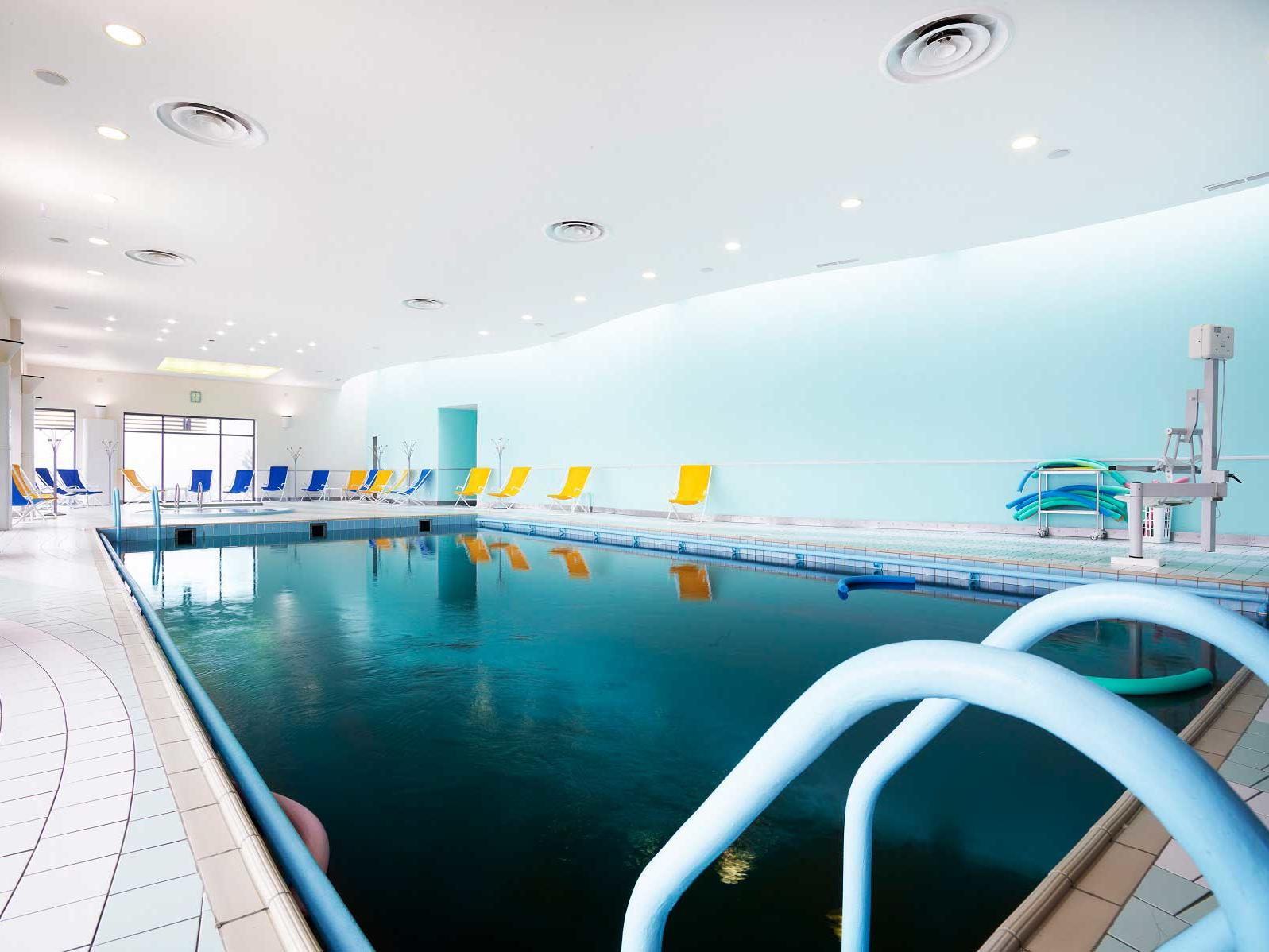 Indoor Treatment Pool at Ana Hotels Europa Eforie Nord