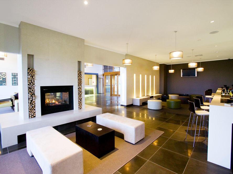 Seating & Lounge area in Lounge Bar at Silverwater Resort