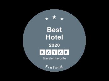 Arctic Light Hotel Rovaniemi Kayak Award 2020