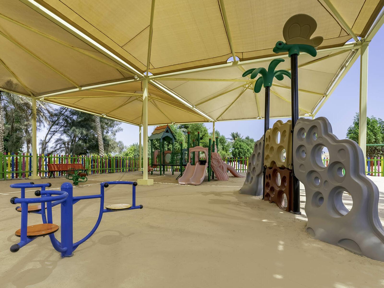 KIDS AREA in Sealine Beach Resort