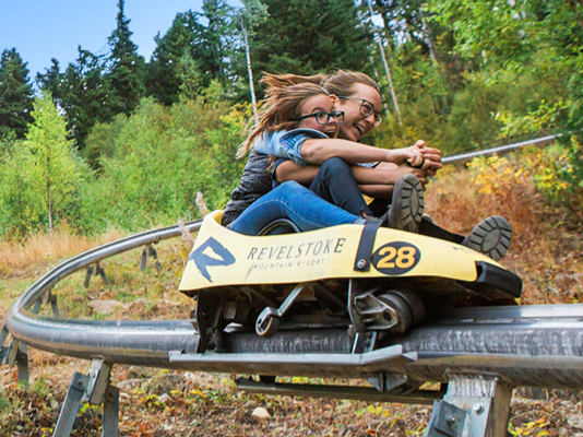 The Pipe Mountain Coaster The Sutton Place Hotels