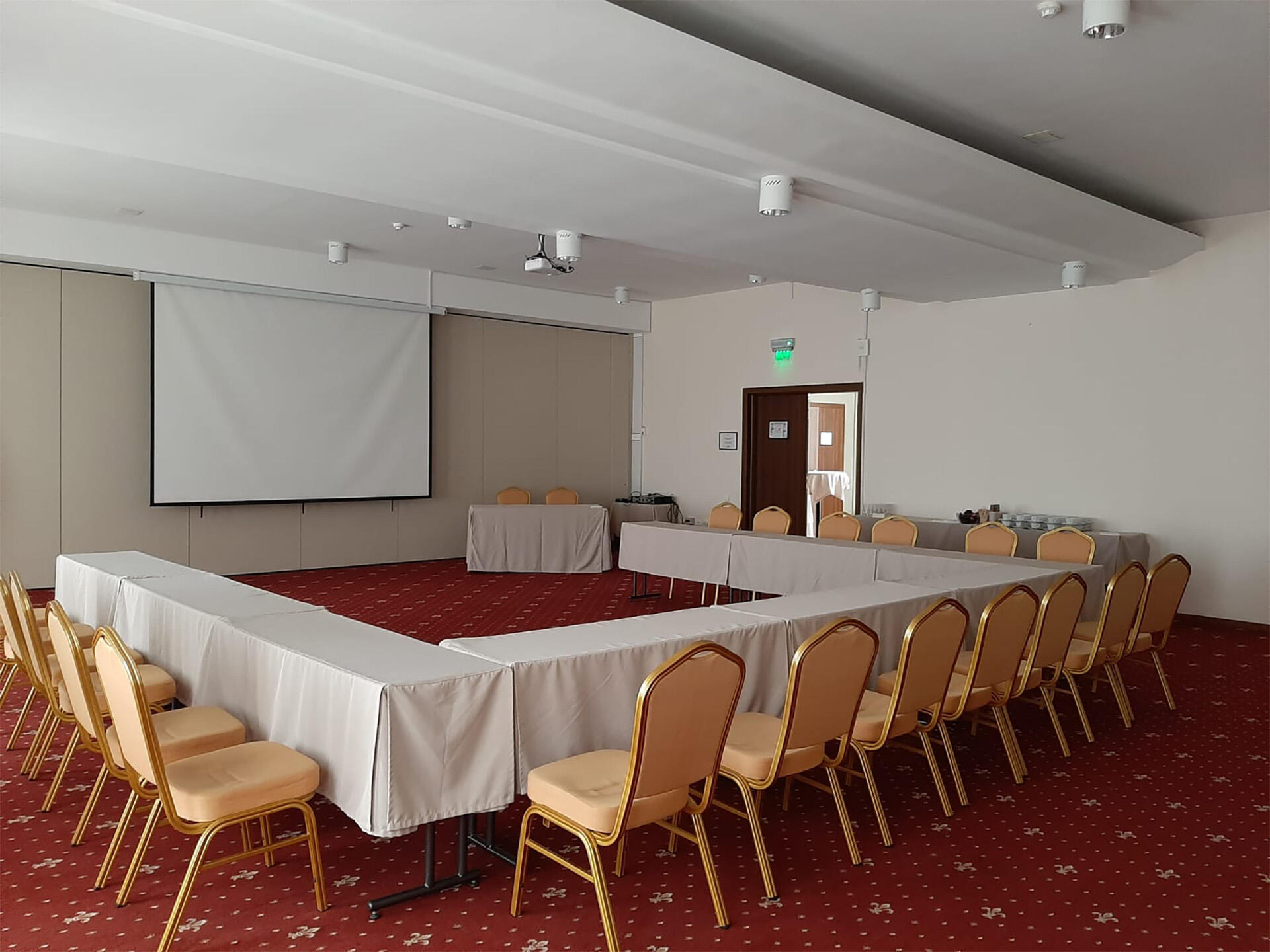 Conference Center at IAKI Conference & Spa Hotel in Mamaia