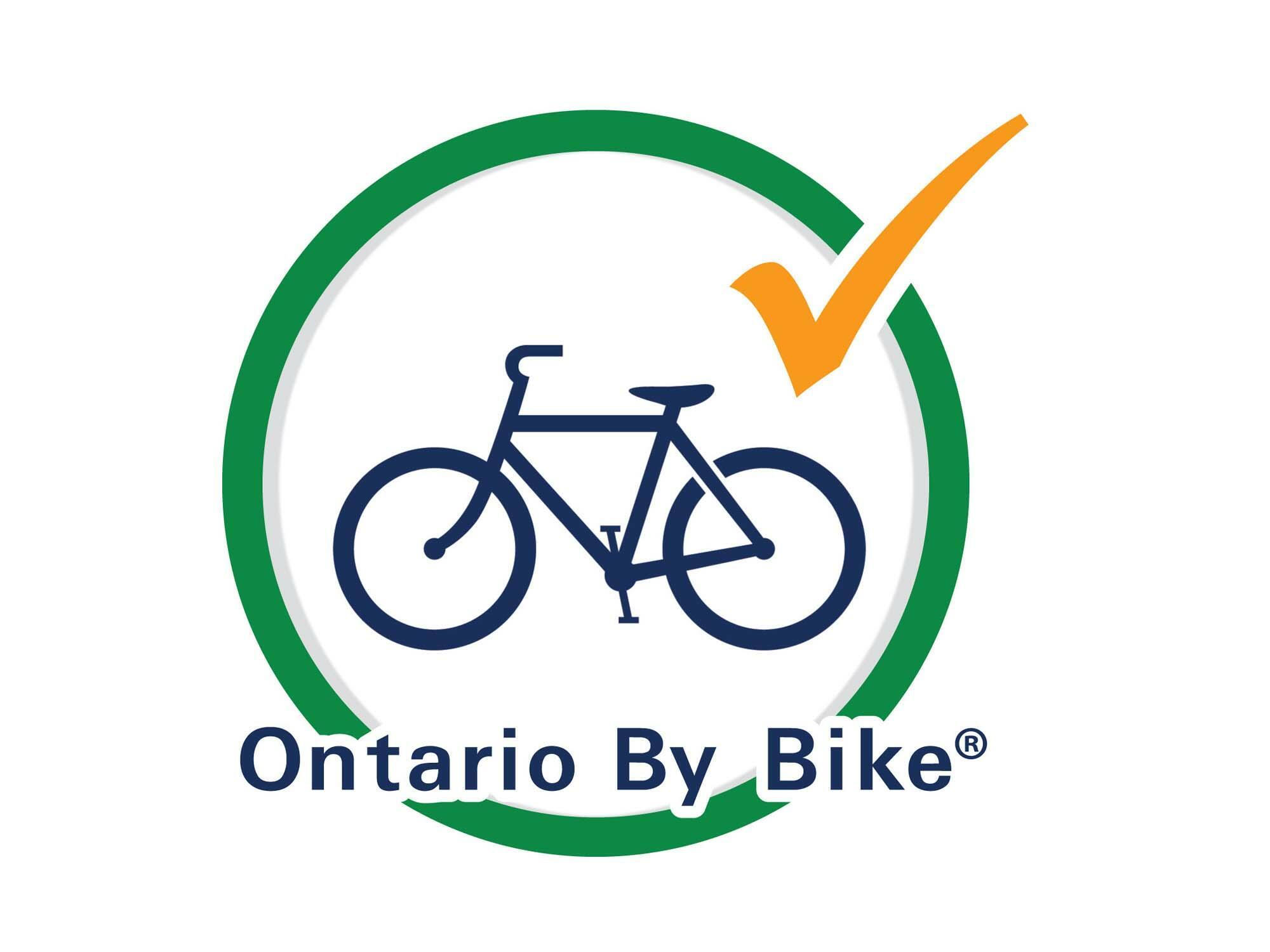 bike friendly logo at The Inn of Waterloo