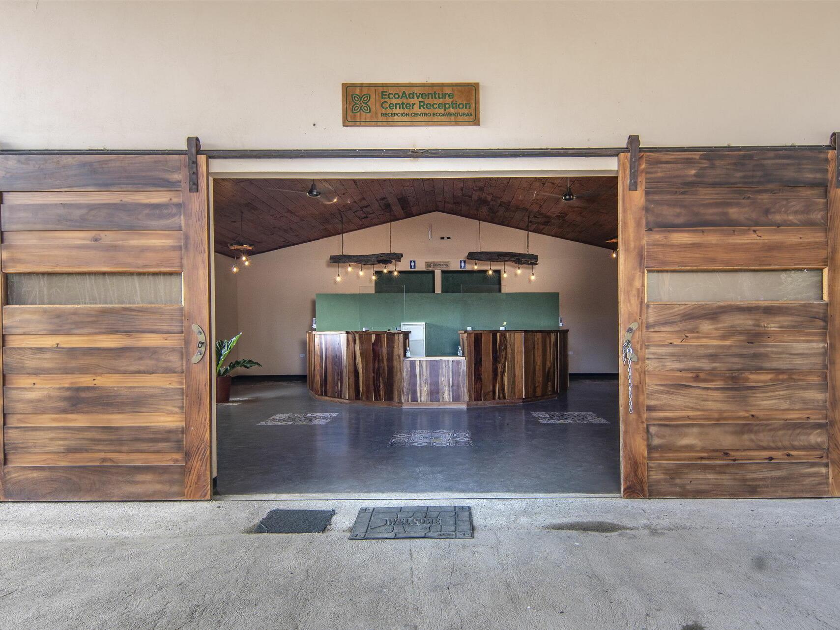 Front View of a Event Room at Buena Vista Del Rincon