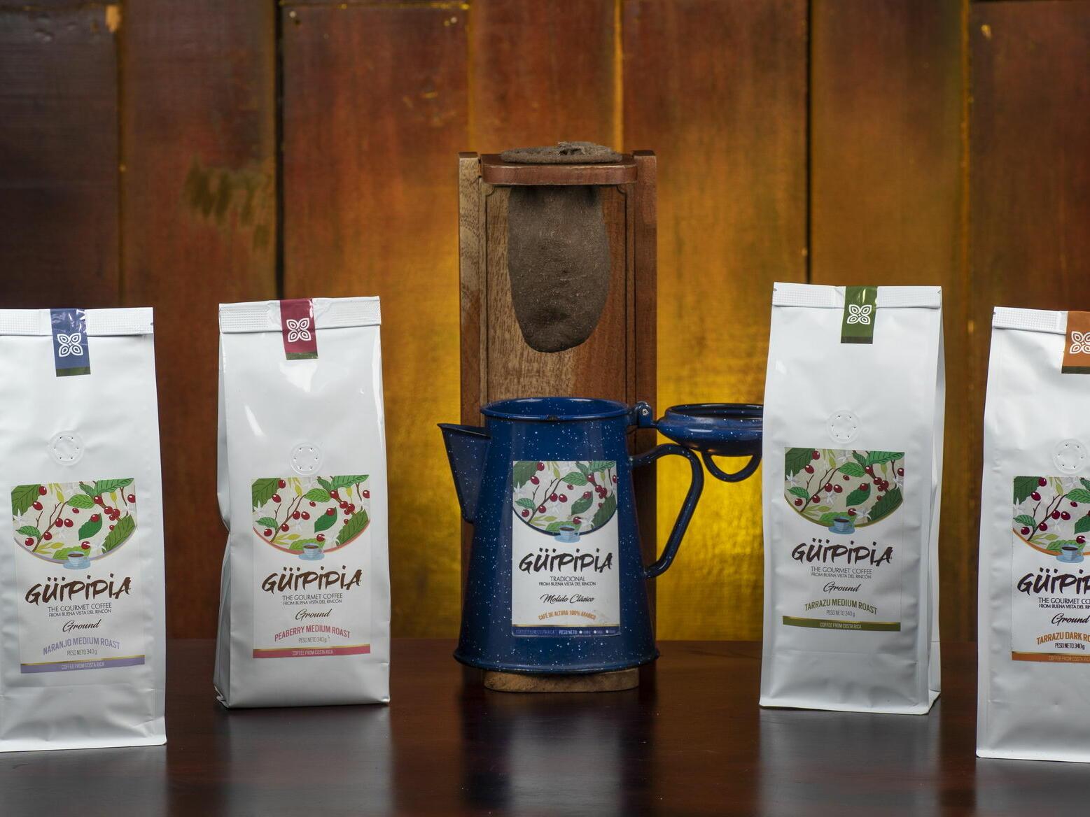 Coffee Maker with Coffee Packs at Buena Vista Del Rincon