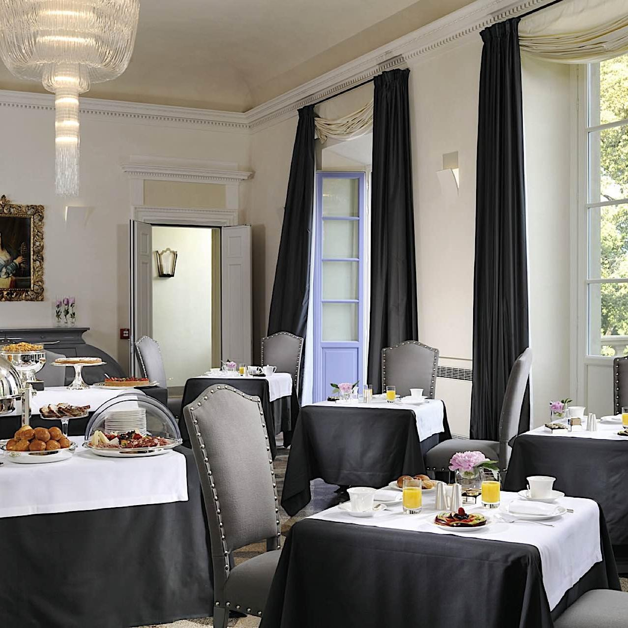 Breakfastroom   Villa Le Maschere