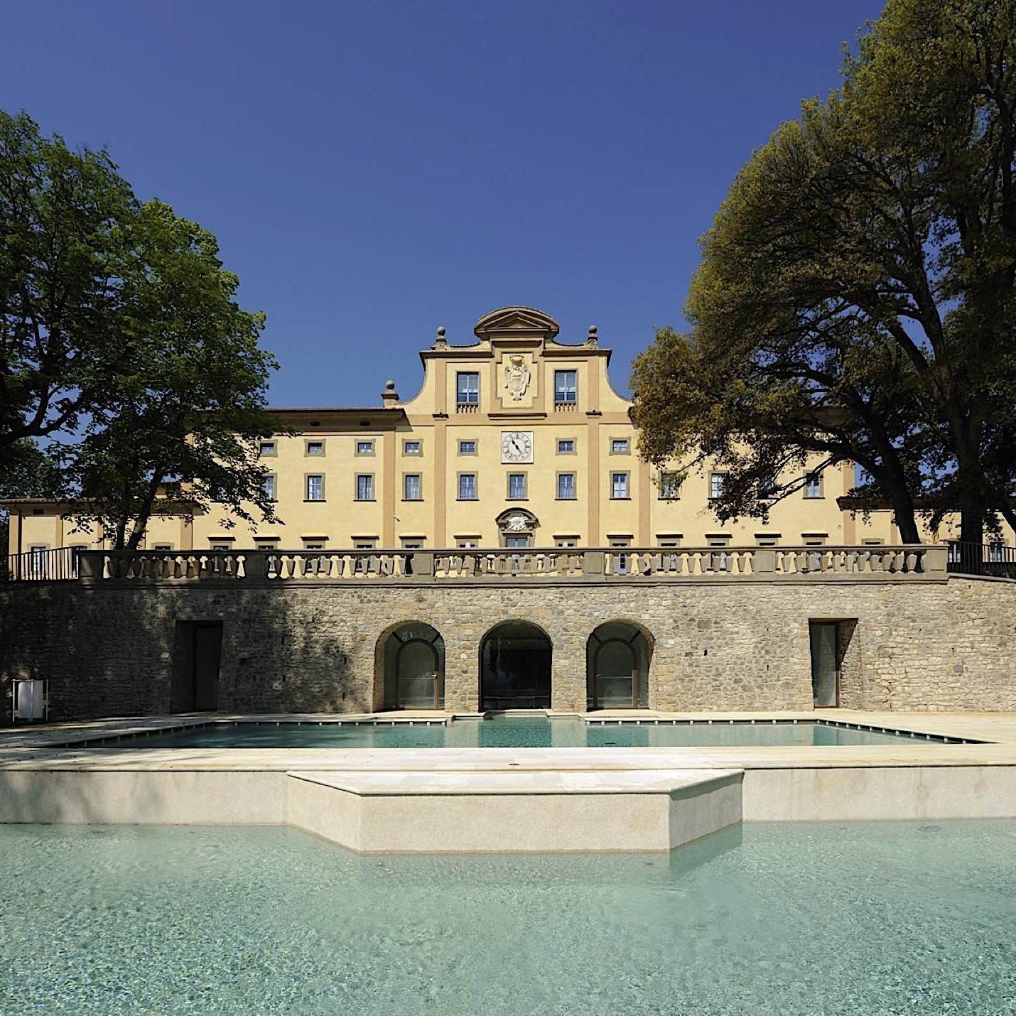 Exterior   Villa Le Maschere
