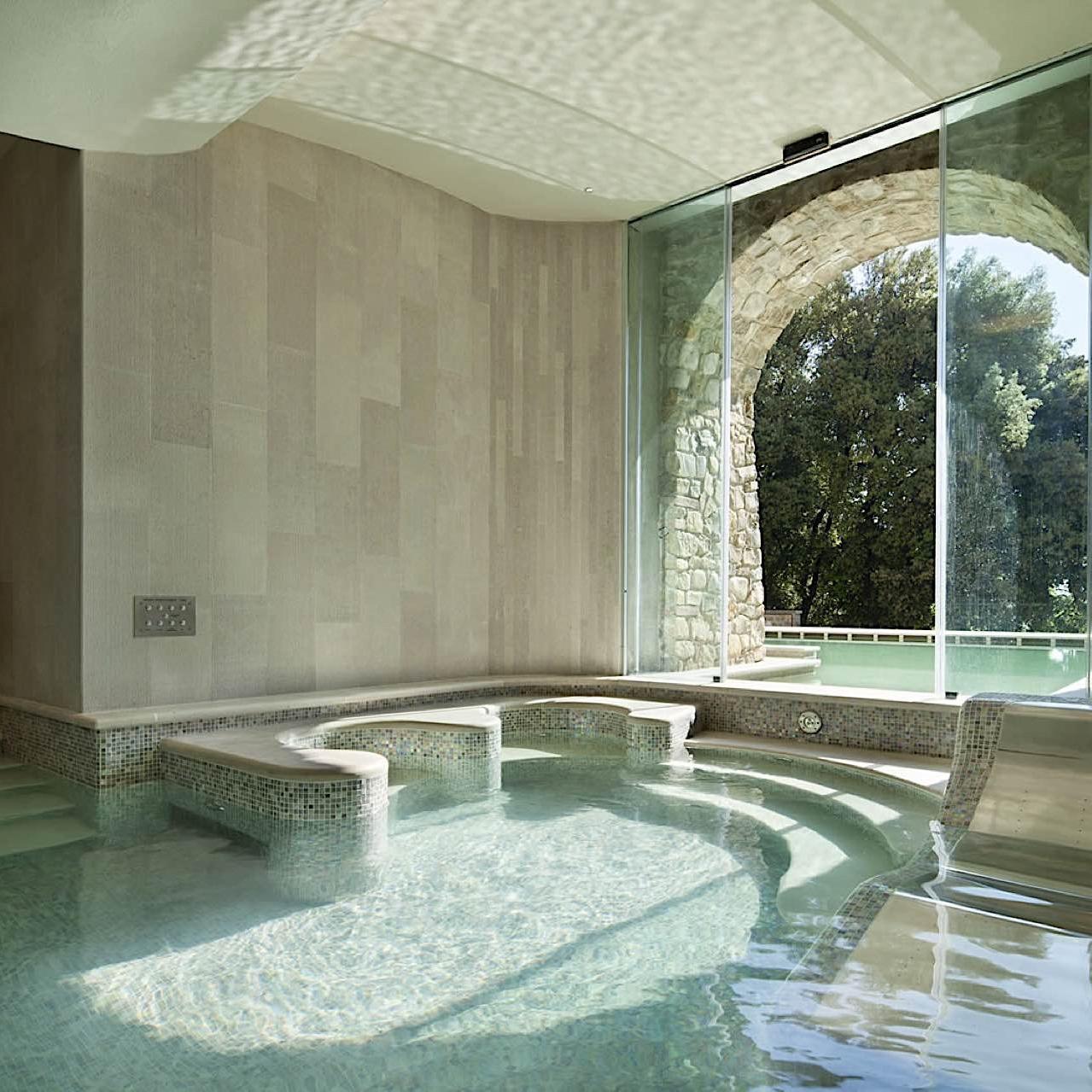 Spa | Villa Le Maschere