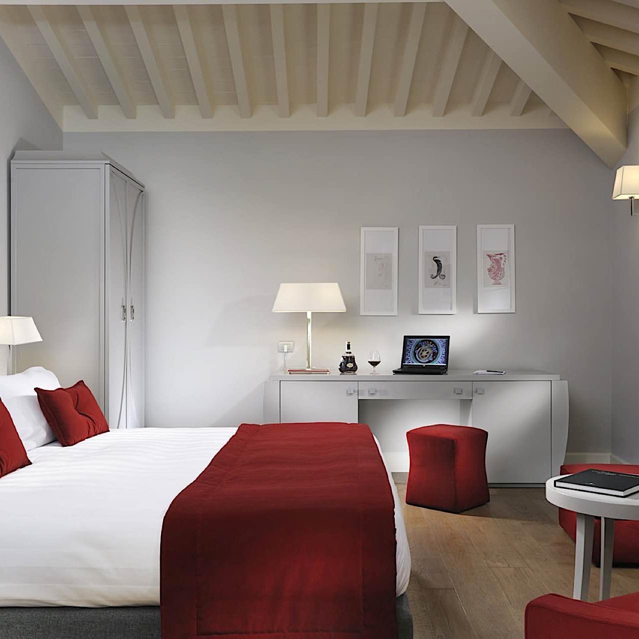 Suite Chini Pavilion | Villa Le Maschere