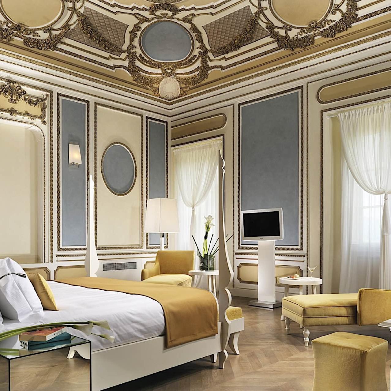 Suite Marchesa Liliana | Villa Le Maschere