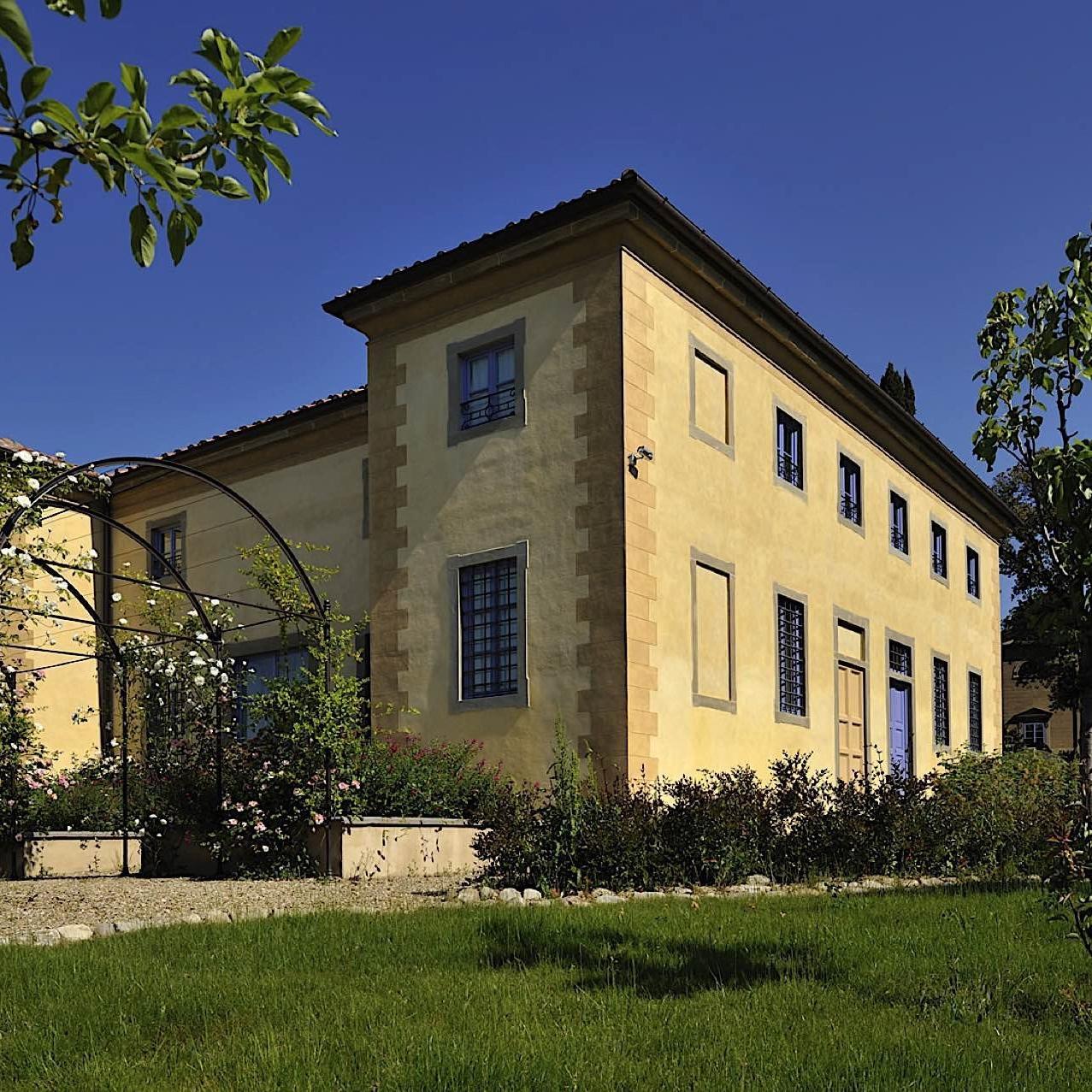 Chini Pavilion   Villa Le Maschere
