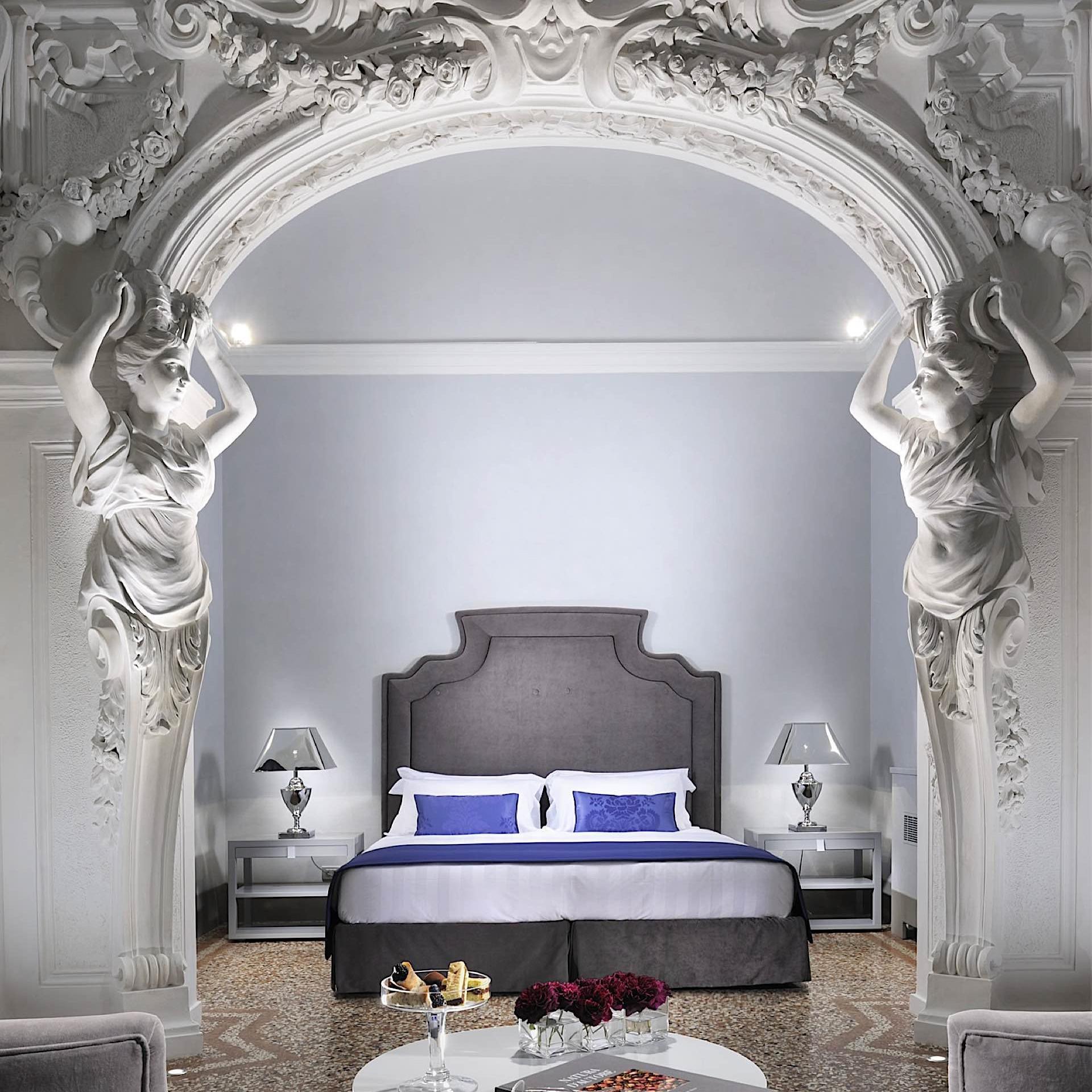 Foggini Suite | Villa Le Maschere
