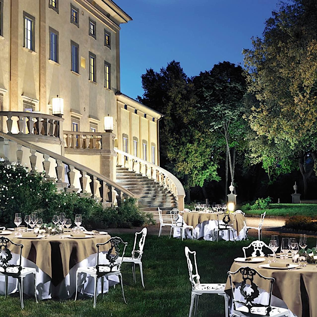 Gala Dinner | Villa Le Maschere