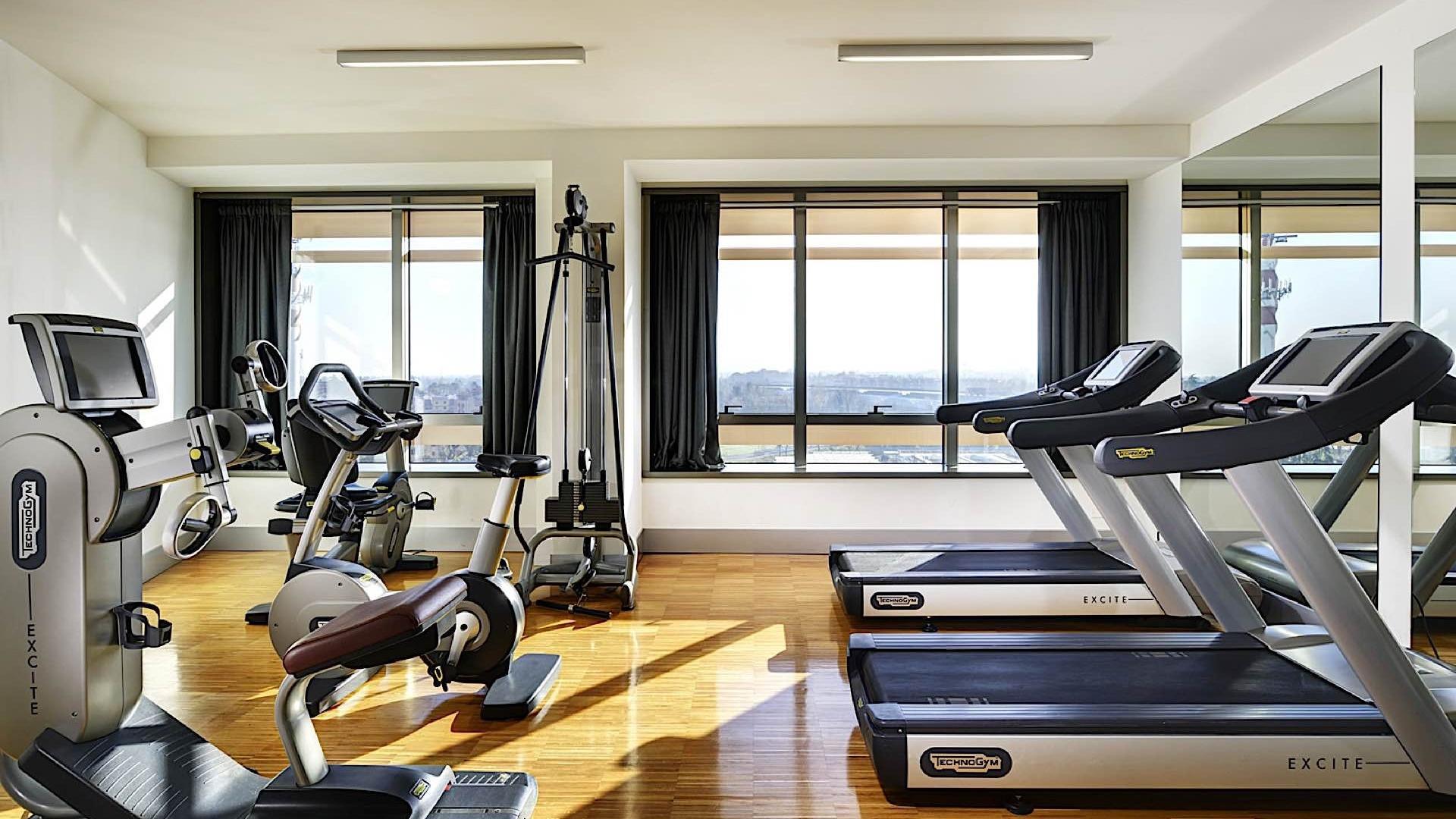 Gym | San Vitale Bologna