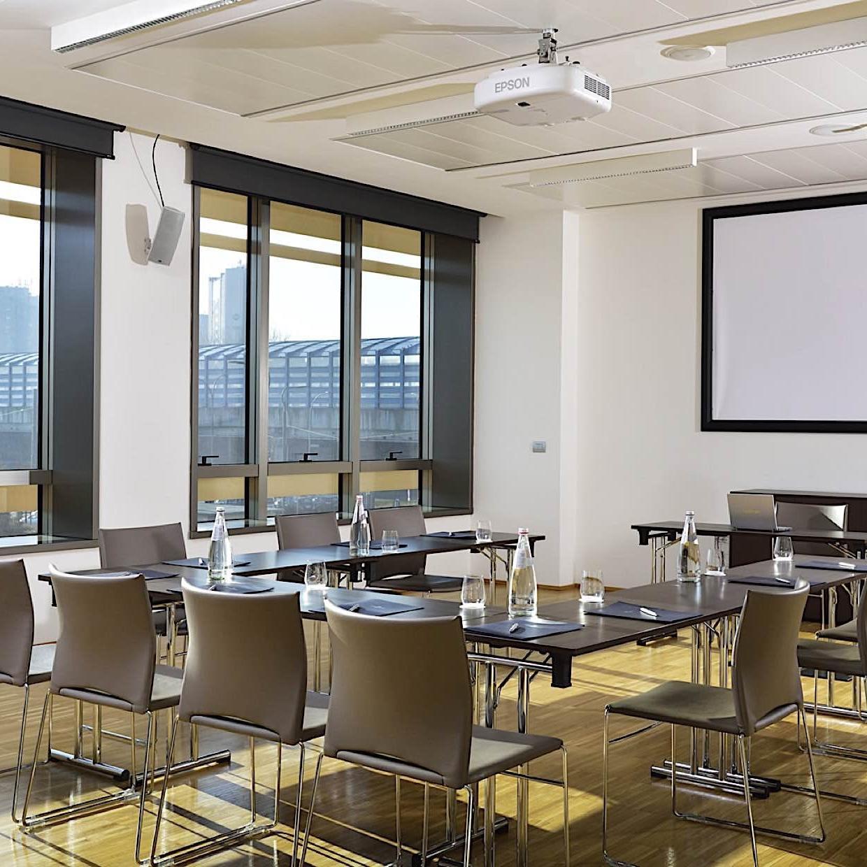 Nuvolari Meeting Room | San Vitale Bologna