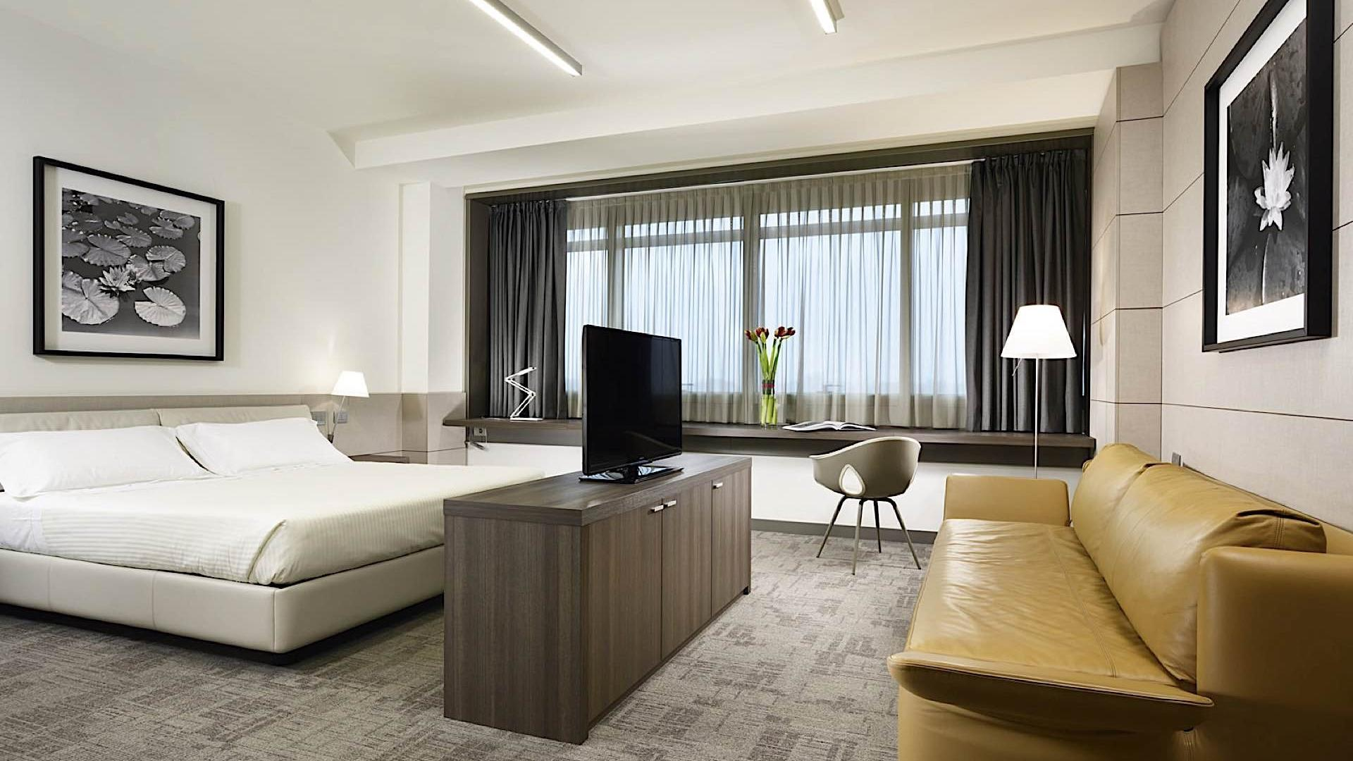 Room | San Vitale Bologna